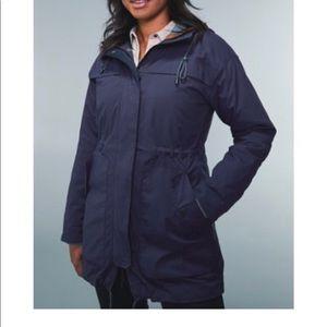 REI Co-op Amorphum Utility Parka Trench Jacket